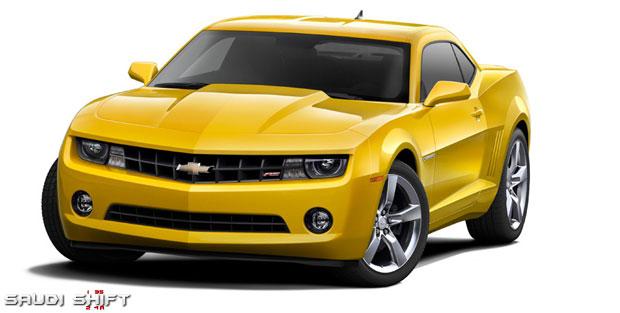Chevrolet-Camaro-1