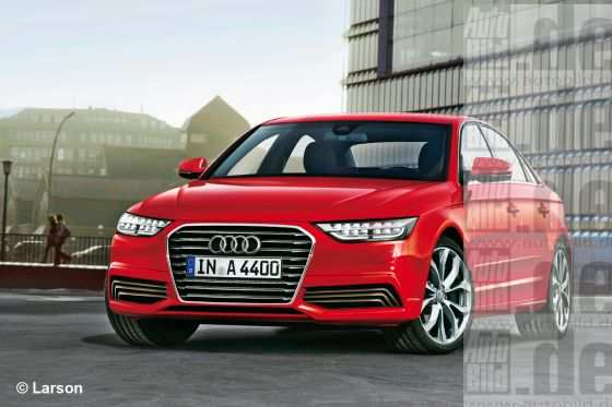 2014-Audi-A4-AutoBild-rendering