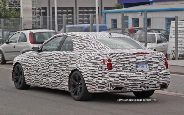 2014-Cadillac-CTS-spy-photo-rear-three-quarter-2-1024x640