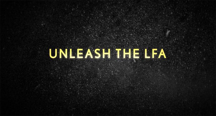 Unleash-the-LFA