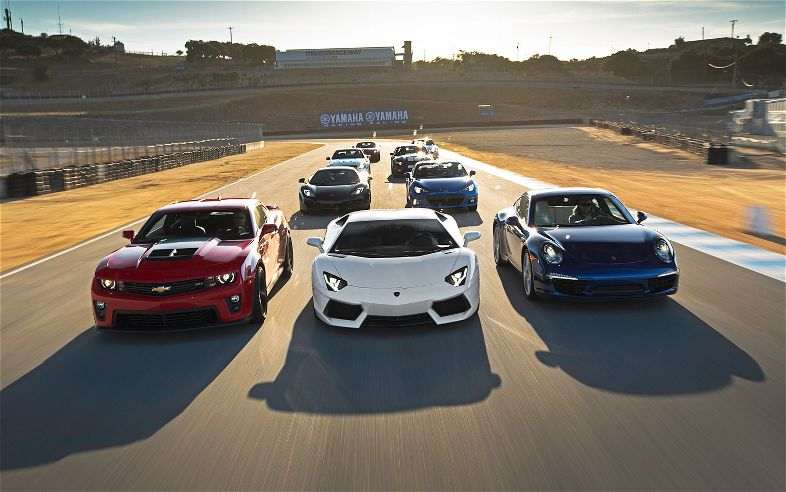 2012-Motor-Trend-Best-Drivers-Car-front-in-motion