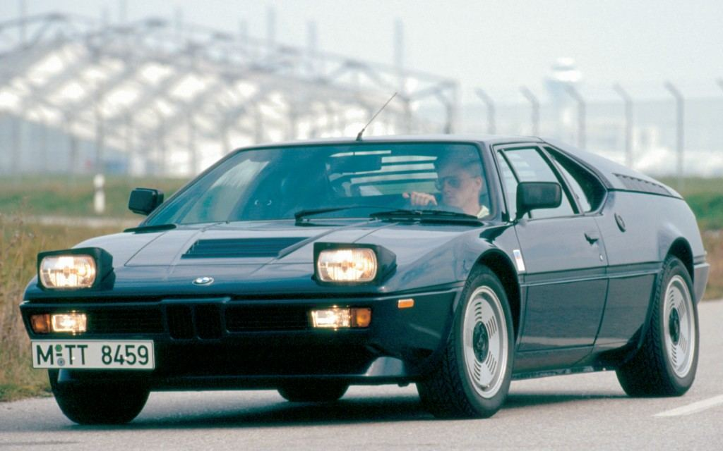 1979 BMW-M1