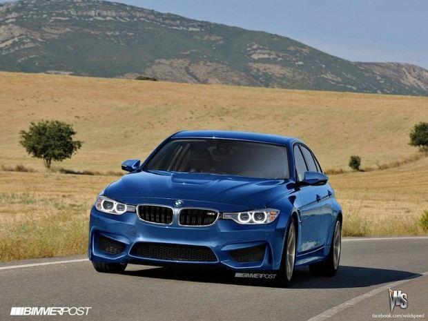 BMW-M3=Sedan-F30-1