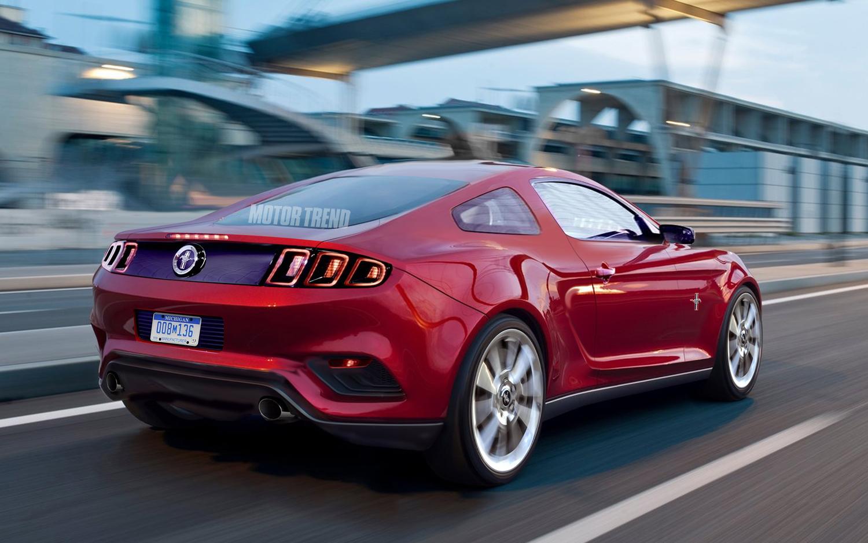 2015-Ford-Mustang-Rendering-rear-three-quarter-motion