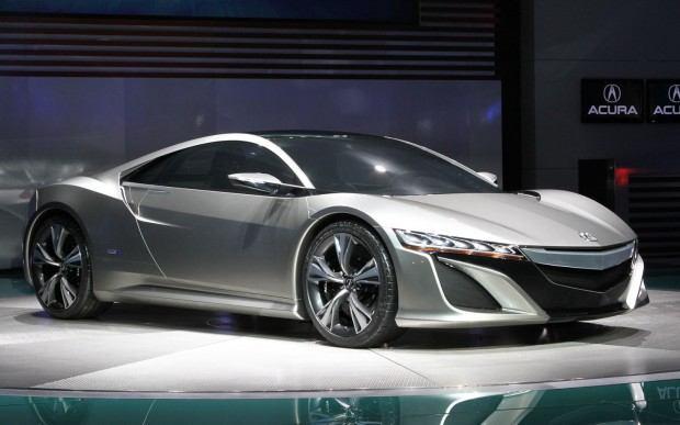 Acura-NSX-Concept-front-three-quarters