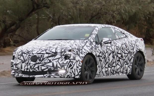 Cadillac-ELR-spy-photo-front-three-quarter-3-1024x640