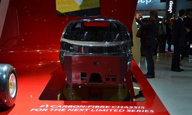Paris 2012 Ferrari Chassis 005