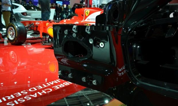 Paris 2012 Ferrari Chassis 011