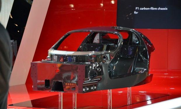 Paris 2012 Ferrari F70 Chassis 004