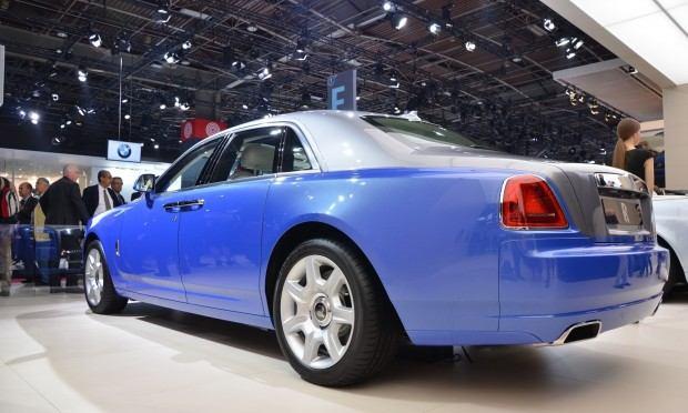 Paris 2012 Rolls Royce Ghost  Art Deco Edition 006