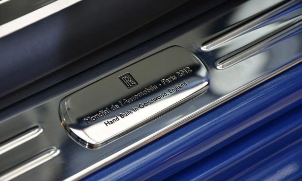 Paris 2012 Rolls Royce Ghost  Art Deco Edition 007