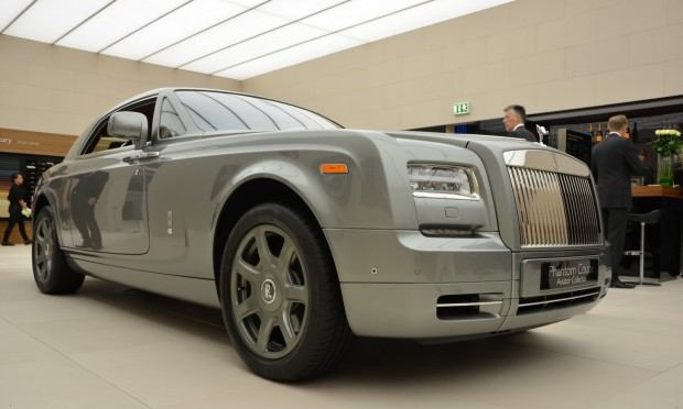 Paris 2012 Rolls-Royce Phantom Coupe Aviator 006