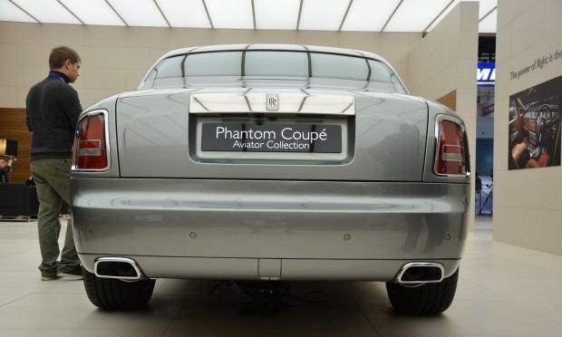 Paris 2012 Rolls-Royce Phantom Coupe Aviator 011