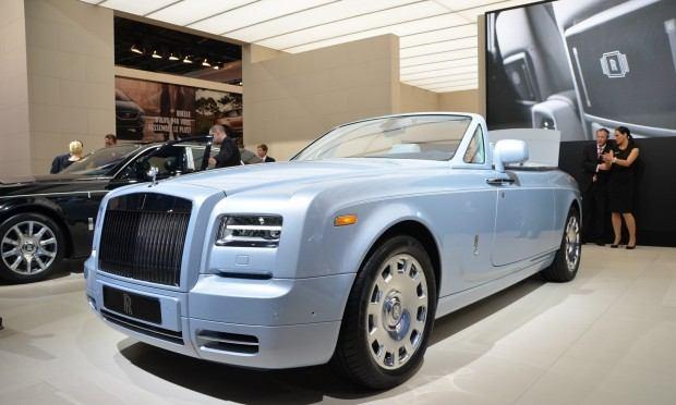 Paris 2012 Rolls Royce Phantrom Drophead Coupe Art Deco Edition 001