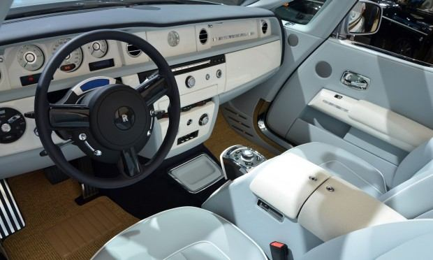 Paris 2012 Rolls Royce Phantrom Drophead Coupe Art Deco Edition 004
