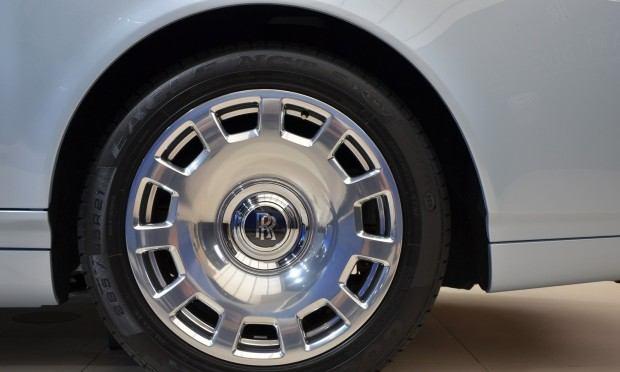 Paris 2012 Rolls Royce Phantrom Drophead Coupe Art Deco Edition 010