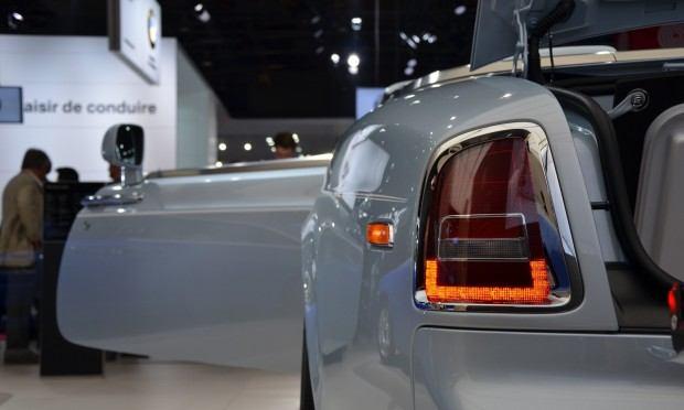 Paris 2012 Rolls Royce Phantrom Drophead Coupe Art Deco Edition 011