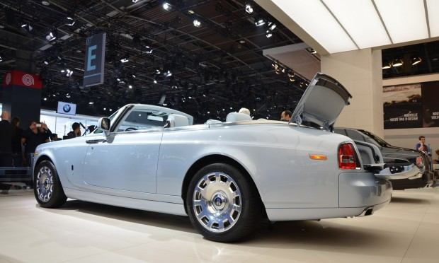 Paris 2012 Rolls Royce Phantrom Drophead Coupe Art Deco Edition 012