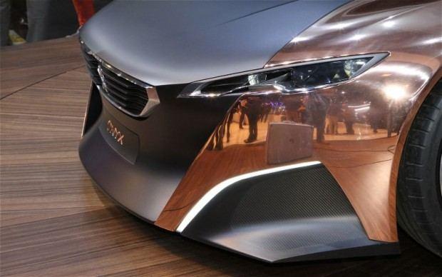 Peugeot-Onyx-Supercar-front-end