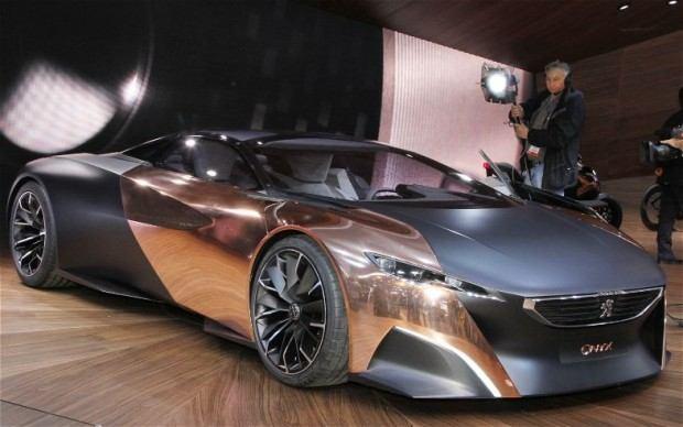 Peugeot-Onyx-Supercar-front-three-quarters