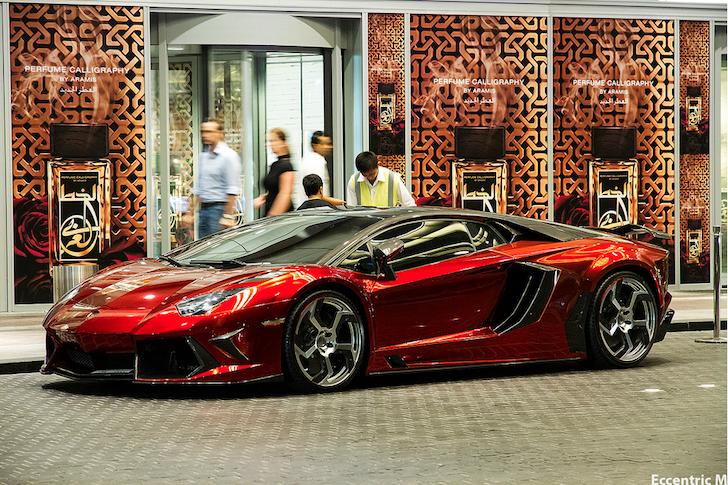 Mansory-Lamborghini-Aventador-Dubai