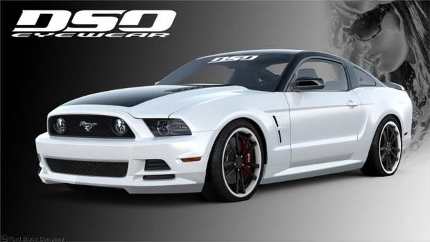 2013 Mustang GT, 5.0L V8, Six-Speed SelectShift Automatic Transm