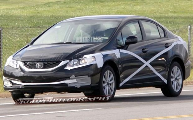 2013-Honda-Civic-prototype-spied-front-three-quarter-view-1024x640