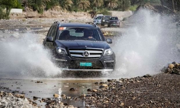 The New Mercedes-Benz GL