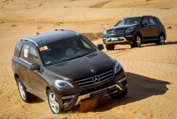 The New Mercedes-Benz M-Class