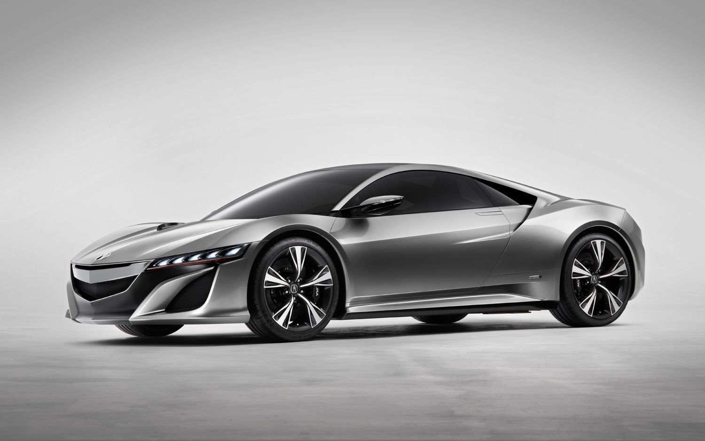 Acura-NSX-Concept-front-three-quarters-1
