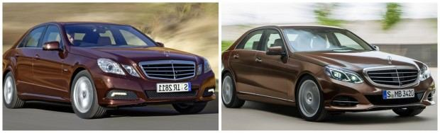 W212 PreFL vs FL