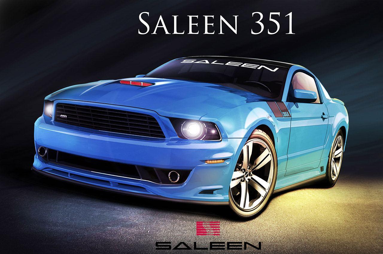 saleen-351-mustang