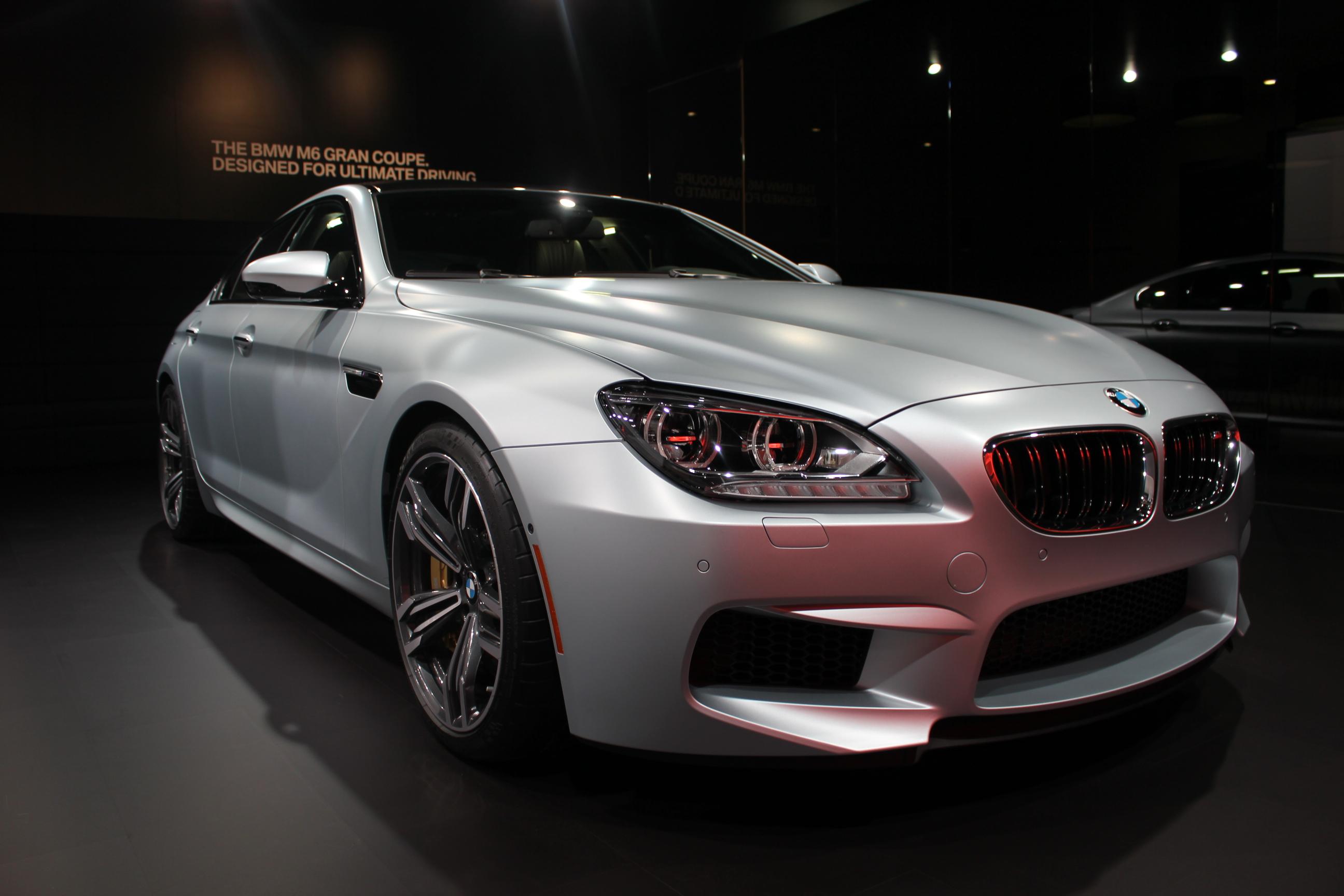 BMW Gran Coupe M6 (1)