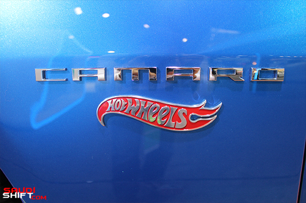 Camaro HW3