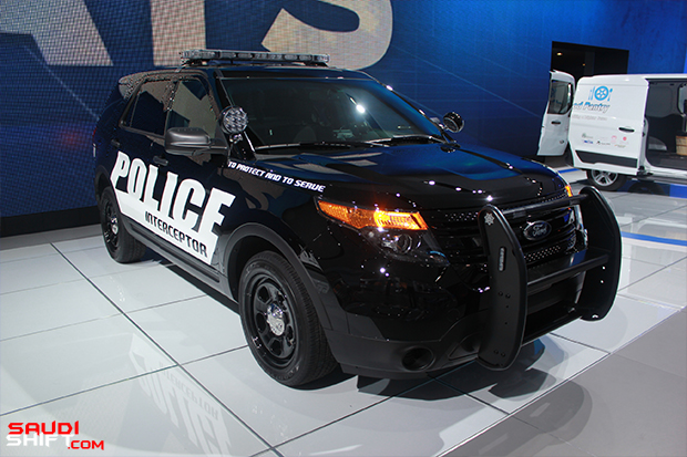 Ford Police 1