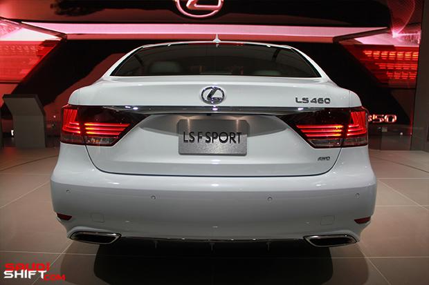 Lexus LS F 1