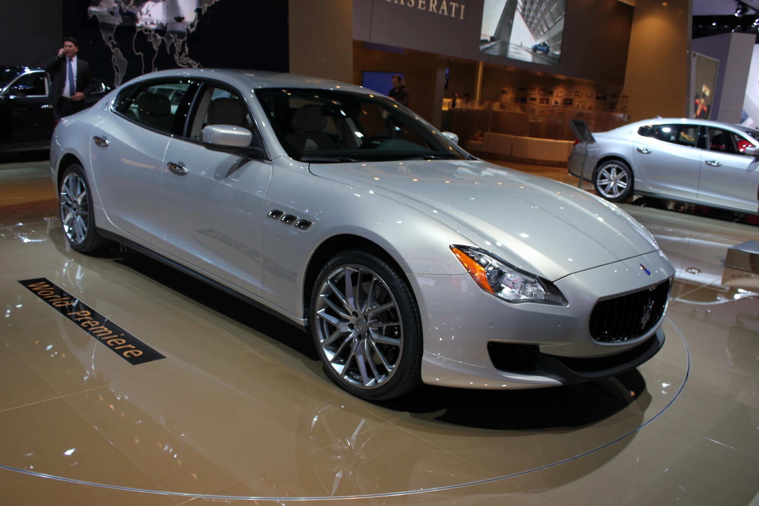 Maserati Quattroporte (8)