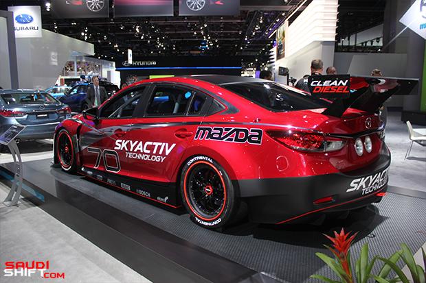 Mazda Racer 2