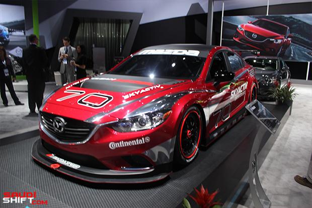 Mazda Racer