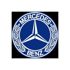 شعار مرسيدس بنز في عام 1926