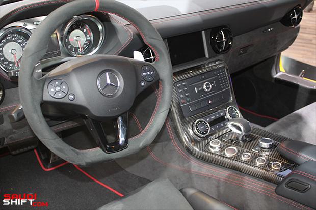 Mercedes SLS AMG Black Series 10