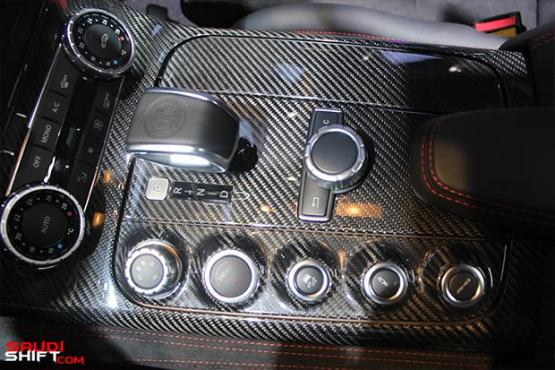 Mercedes SLS AMG Black Series 12