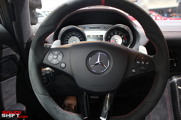 Mercedes SLS AMG Black Series 14