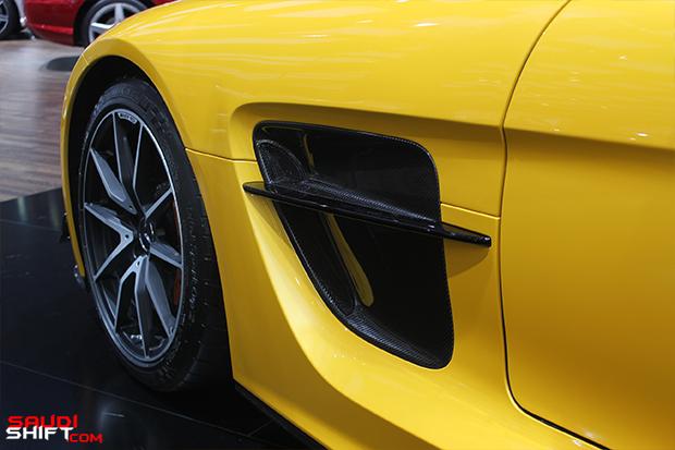 Mercedes SLS AMG Black Series 7