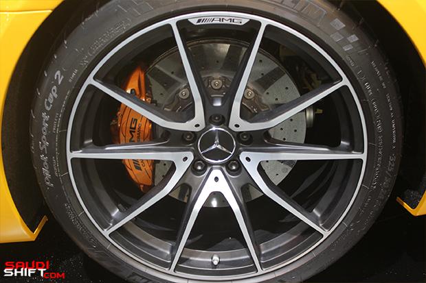 Mercedes SLS AMG Black Series 9