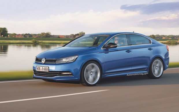 Volkswagen-Golf-CC-VII-front-three-quarter-in-motion (1)