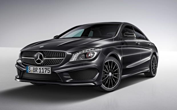 Mercedes-Benz-CLA-Class-Edition-1-front-three-quarter