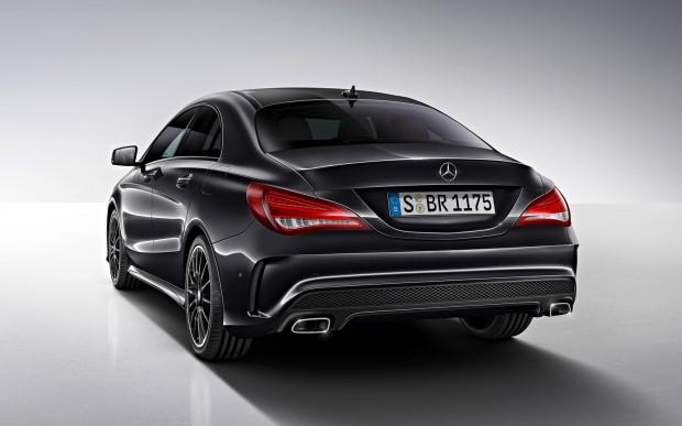 Mercedes-Benz-CLA-Class-Edition-1-rear-three-quarter