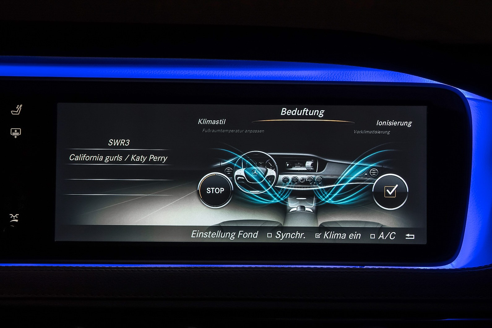 S class 2014 for Mercedes benz air freshener