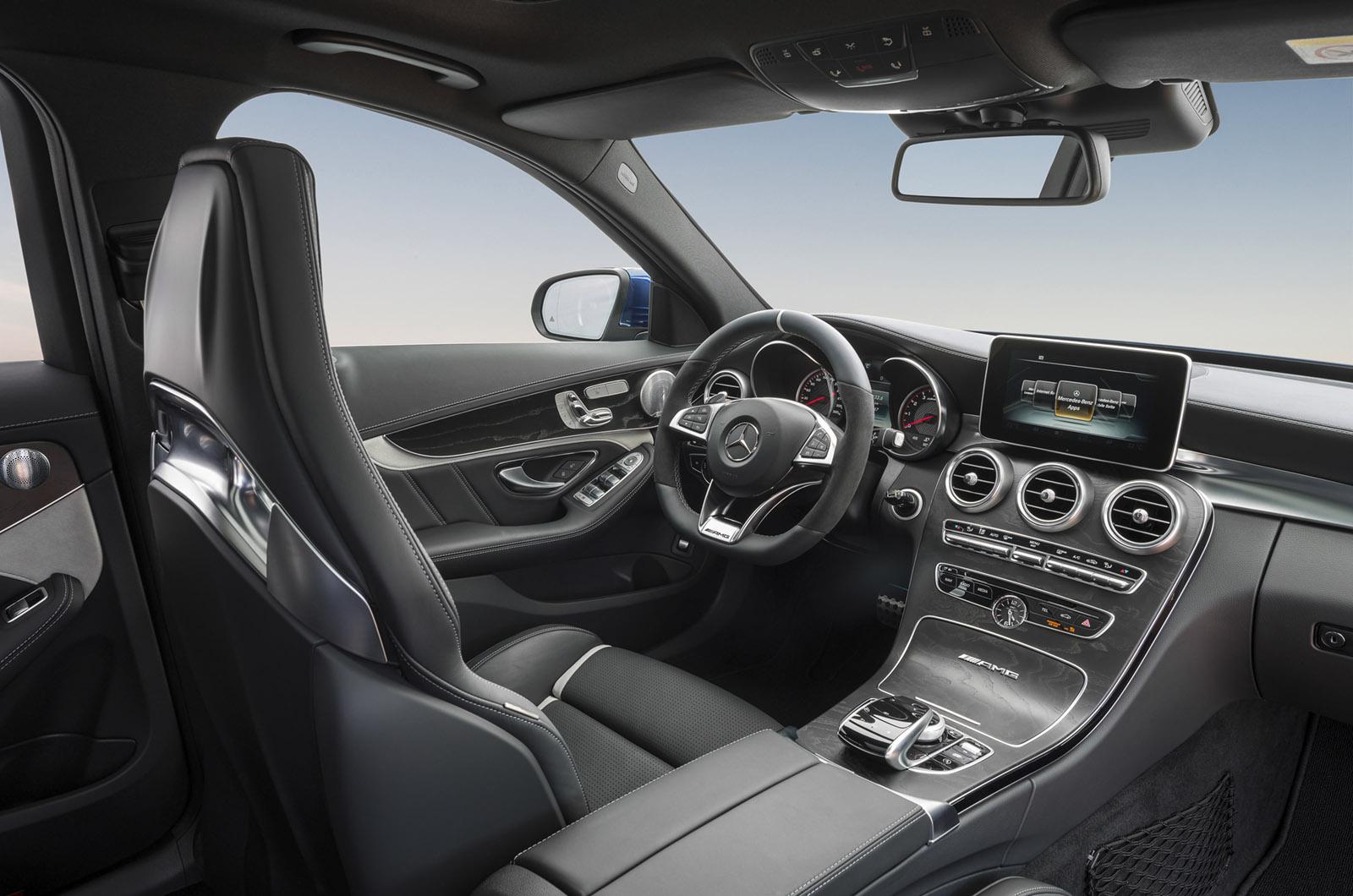 2015-Mercedes-C63-AMG-19 | سعودي شفت